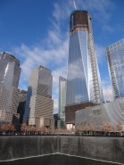 One world trade center rebuilt